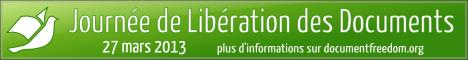 Journée de Libération des Documents 2013